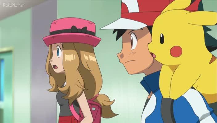 Pokemon Dublado Episódio - 832Os Elos da Evolução!