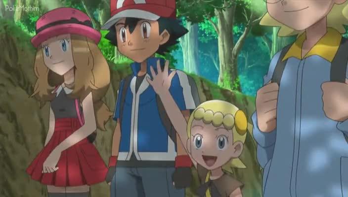 Pokemon Dublado Episódio - 834Mega Revelações!