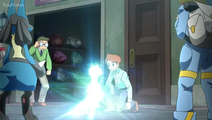 Pokemon Dublado Episódio - 835A Caverna das Provações!