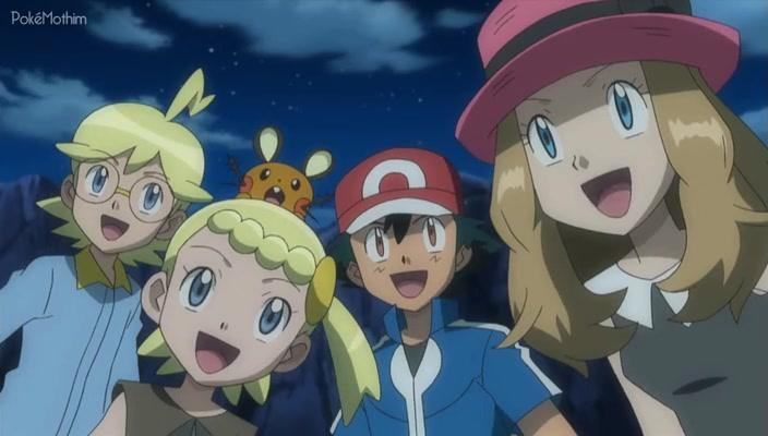Pokemon Dublado Episódio - 839O Campeão da Floresta!