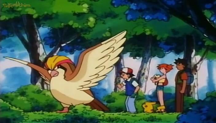 Pokemon Dublado Episódio - 84Susto no Ar