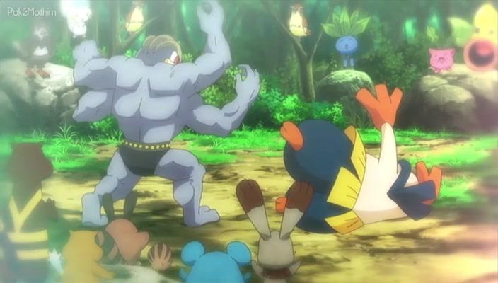 Pokemon Dublado Episódio - 840Batalhas no Céu!