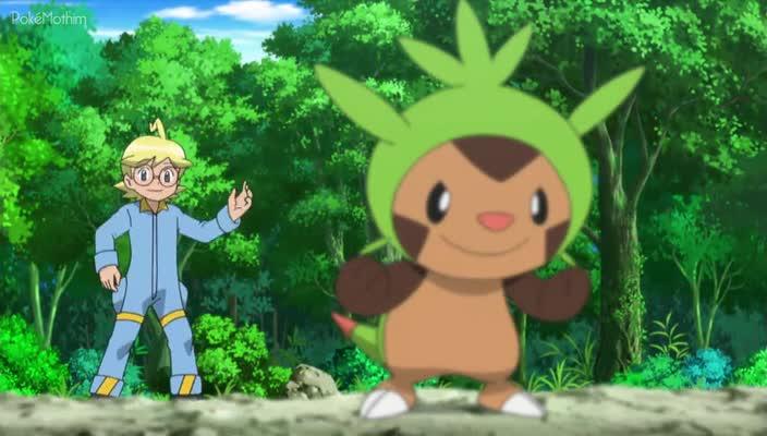 Pokemon Dublado Episódio - 842Forjando Amizades na Floresta!