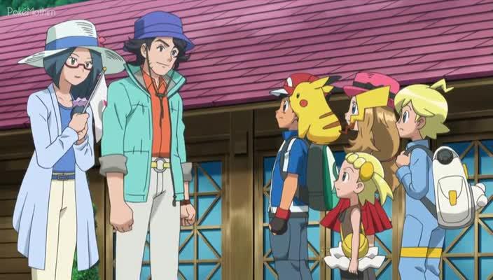 Pokemon Dublado Episódio - 843Verão de Descoberta!