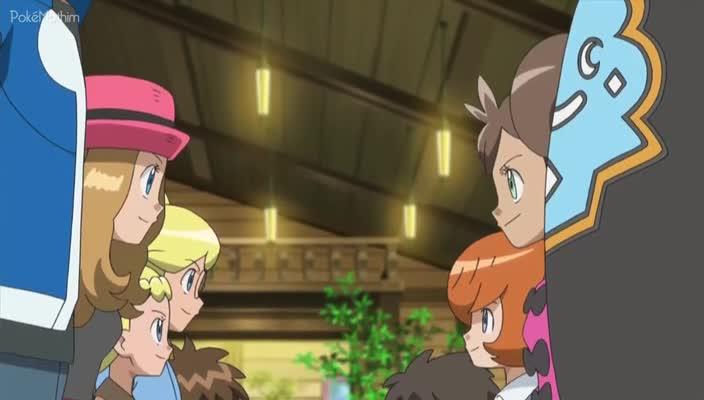 Pokemon Dublado Episódio - 845Orientação Pokémon Nebulosa!