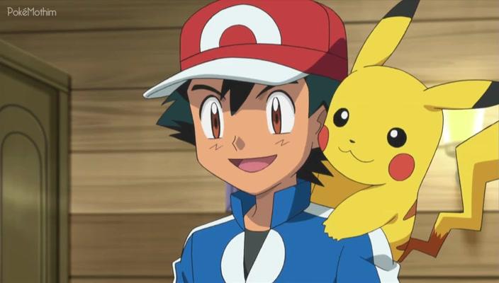 Pokemon Dublado Episódio - 846Batalhando Pelo Hall da Fama!
