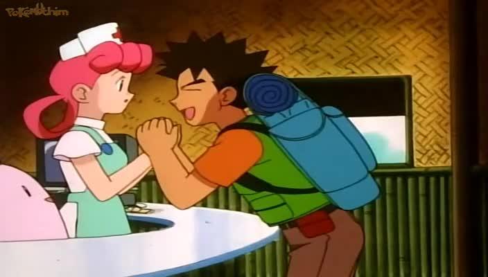 Pokemon Dublado Episódio - 85A Pokébola Misteriosa