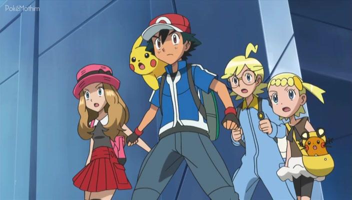 Pokemon Dublado Episódio - 851Sonhando um Sonho de Performer!