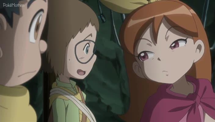Pokemon Dublado Episódio - 853Bonnie Para a Defesa!