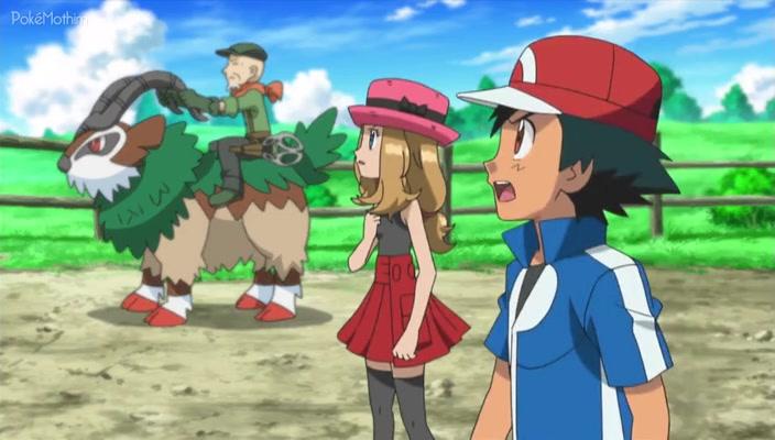 Pokemon Dublado Episódio - 861Pânico Congelado!