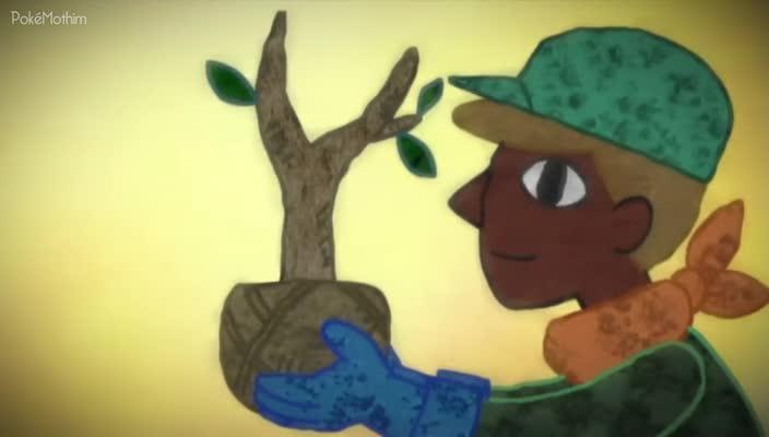 Pokemon Dublado Episódio - 863Sob a Árvore do Juramento!