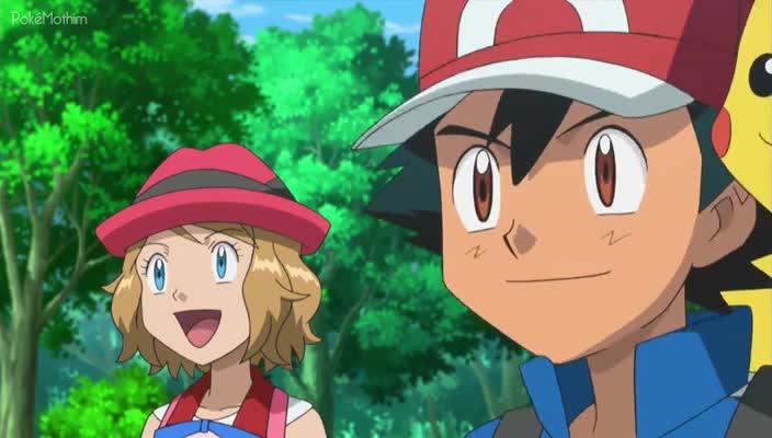 Pokemon Dublado Episódio - 869Bons Amigos, Grandes Treinos!