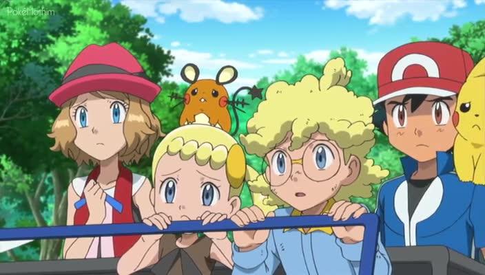 Pokemon Dublado Episódio - 872O Mega Elo de Garchomp!