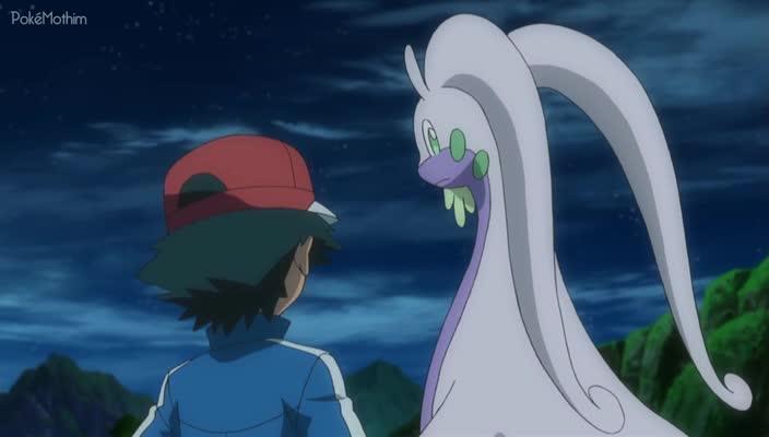 Pokemon Dublado Episódio - 874Além do Arco-Íris!