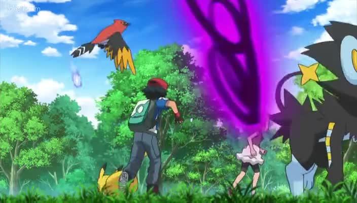 Pokemon Dublado Episódio - 875Então, Você Está Tendo um Dia Ruim?!