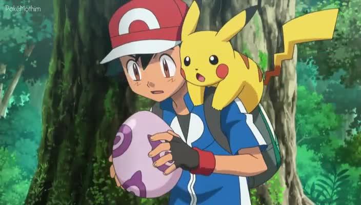 Pokemon Dublado Episódio - 880Para o Alto Mas Não Muito Avante!
