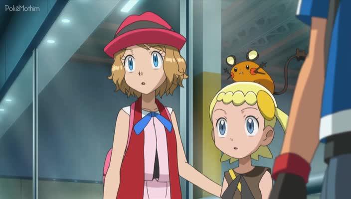 Pokemon Dublado Episódio - 883Um Fiasco na Fábrica!