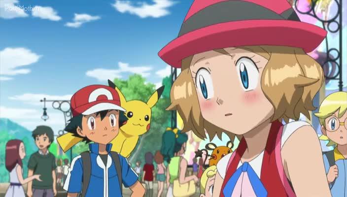 Pokemon Dublado Episódio - 884Apresentando-se Com um Charme Impetuoso!