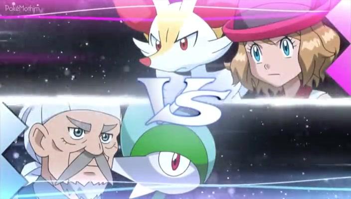 Pokemon Dublado Episódio - 889Revitalizando um Espirito Enfraquecido!