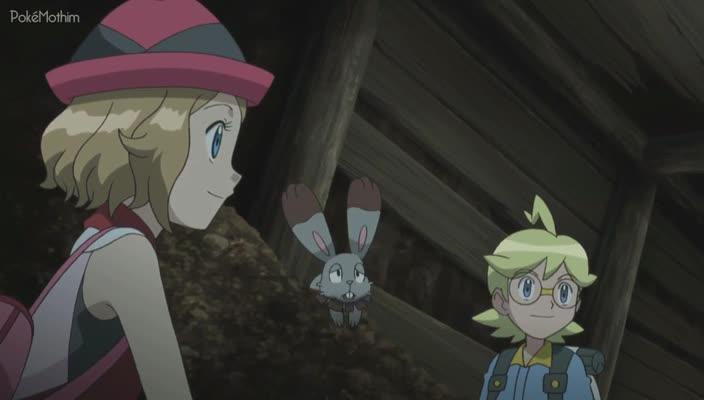 Pokemon Dublado Episódio - 892Viagem Pelo Túnel do Tempo!