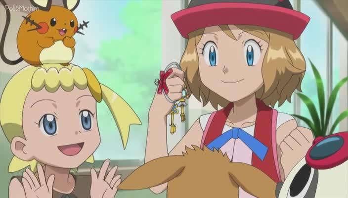 Pokemon Dublado Episódio - 896Destino Enevoado, Futuro Brilhante!