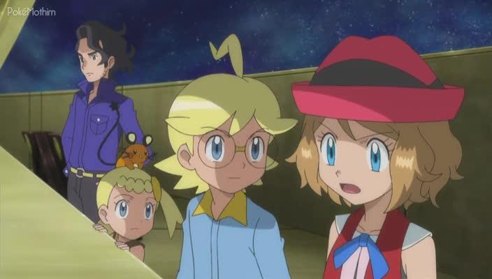 Pokemon Dublado Episódio - 897Todos Olhando Para o Futuro!