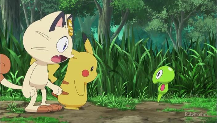 Pokemon Dublado Episódio - 902Sonhe Um Sonho Por Mim!