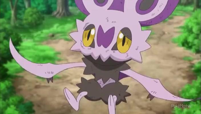 Pokemon Dublado Episódio - 908Um Encontro Com o Vento!
