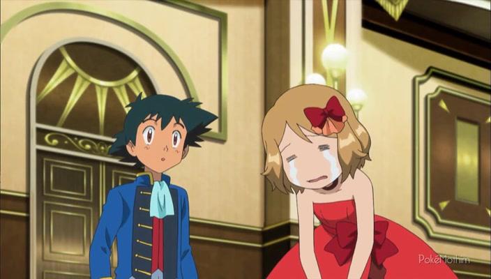 Pokemon Dublado Episódio - 909Festa Dançante!
