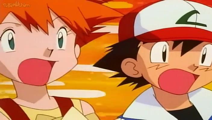Pokemon Dublado Episódio - 91A Revolta dos Fósseis!