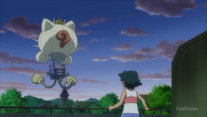 Pokemon Dublado Episódio - 910Um Encontro de Dois Caminhos!