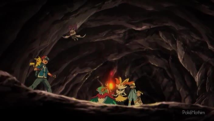 Pokemon Dublado Episódio - 914Uma Raiva Elétrica!