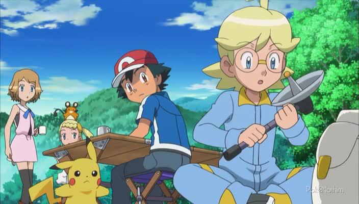 Pokemon Dublado Episódio - 918A Pessoa Perfeita?