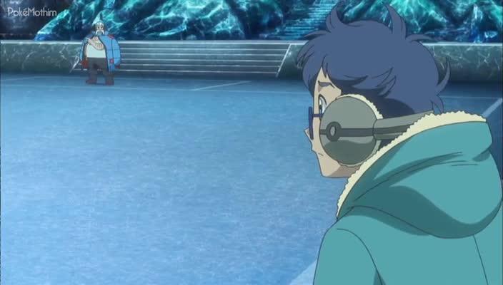 Pokemon Dublado Episódio - 926Quebrando o Gelo!