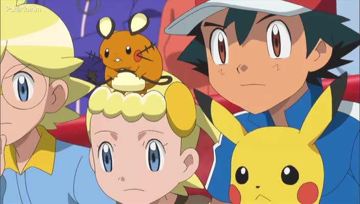 Pokemon Dublado Episódio - 930Uma Experiência Valiosa Para Todos!