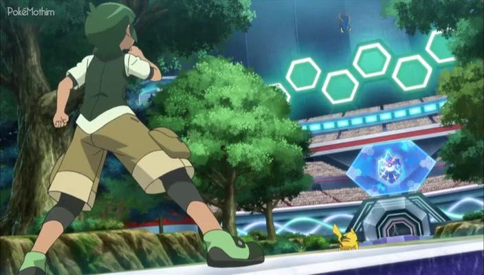 Pokemon Dublado Episódio - 931Análise Versus Paixão!