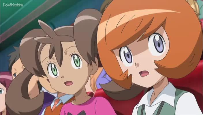 Pokemon Dublado Episódio - 932Uma Firme Rivalidade!