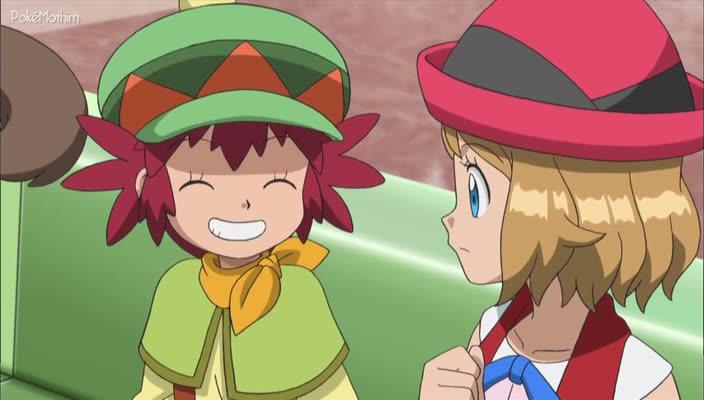 Pokemon Dublado Episódio - 933Paixão da Liga Kalos Com Certo Charme!