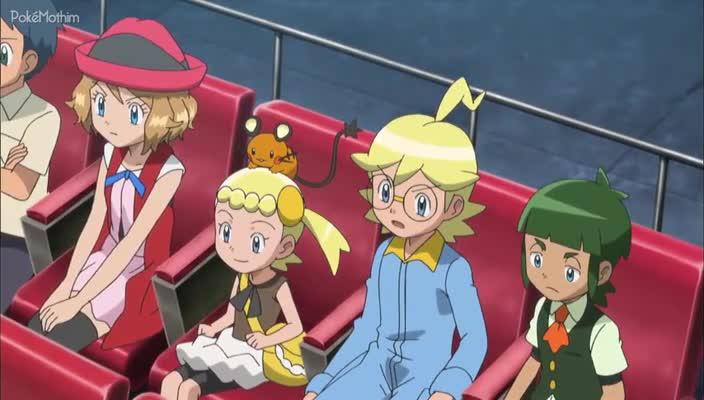 Pokemon Dublado Episódio - 934A Final é Para os Fortes!
