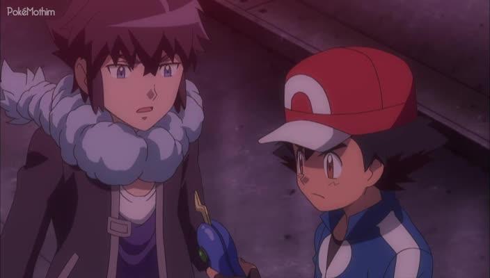 Pokemon Dublado Episódio - 939Abalando as Defesas de Kalos!