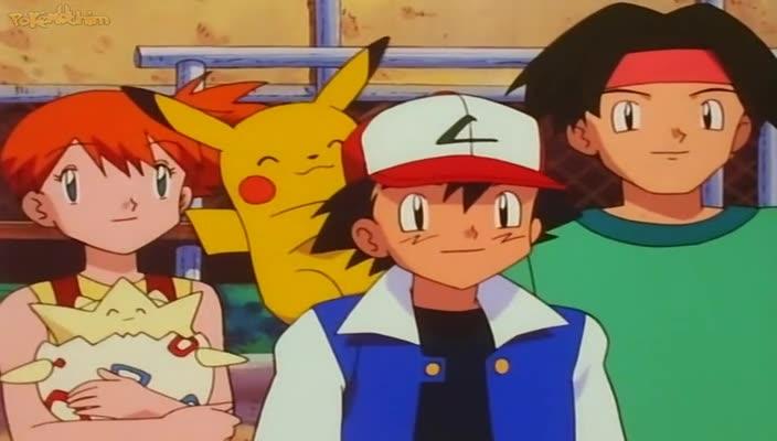 Pokemon Dublado Episódio - 94Enfermeira de Pokémon