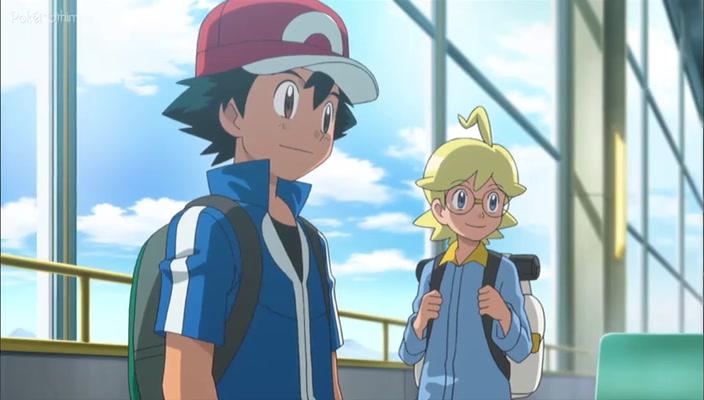 Pokemon Dublado Episódio - 944Até Nós Competirmos de Novo!