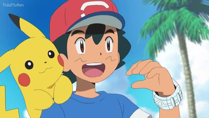 Pokemon Dublado Episódio - 947O Desafio do Guardião!