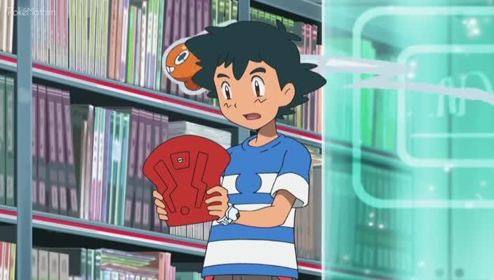Pokemon Dublado Episódio - 948Carregando o Dex!