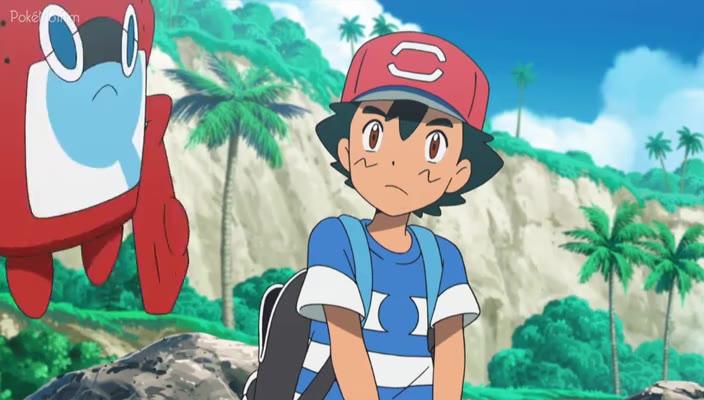 Pokemon Dublado Episódio - 950Bolhas, Bolhas! Vai Popplio!