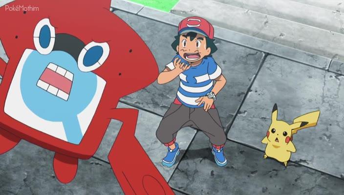 Pokemon Dublado Episódio - 955Prova e Tribulação!