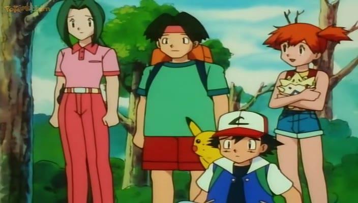 Pokemon Dublado Episódio - 96Fome de Snorlax