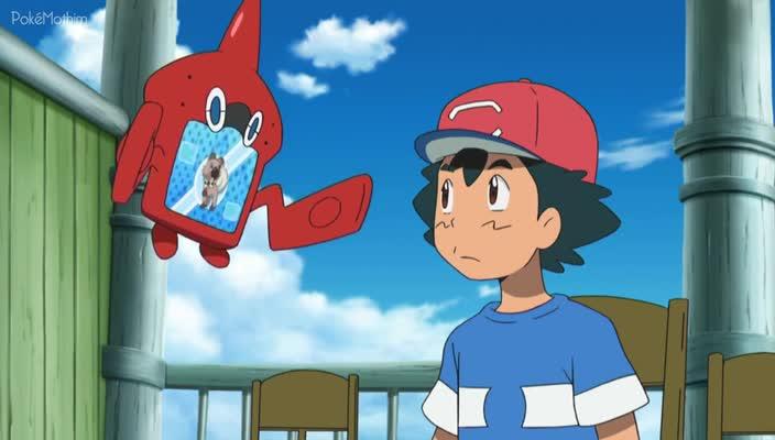 Pokemon Dublado Episódio - 960Agitos na Colina da Marca de Garra!
