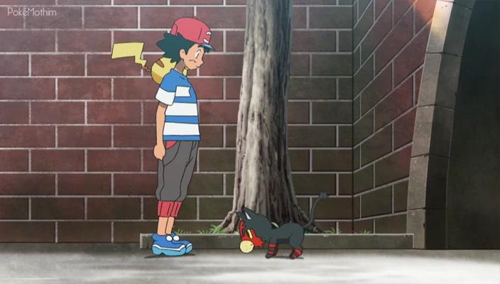 Pokemon Dublado Episódio - 966Uma Jornada Termina e Outra Começa!