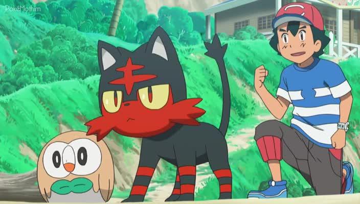 Pokemon Dublado Episódio - 967Uma Busca Pela Pá... de Arrepiar!